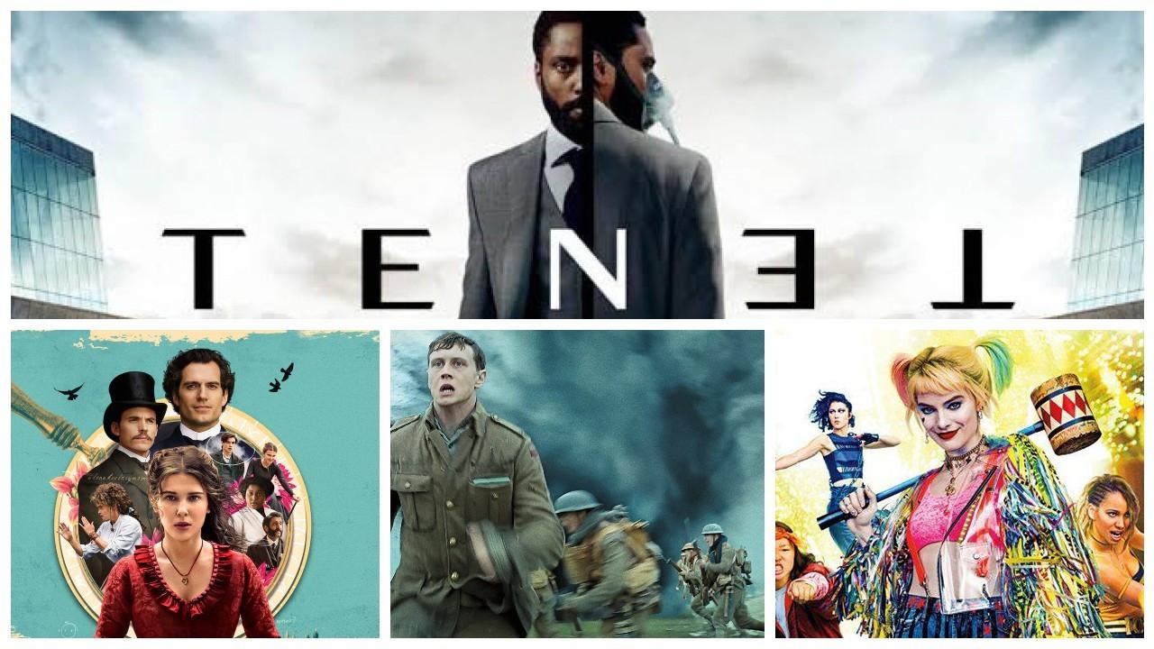 2020 yılında Google'da en çok aratılan filmler