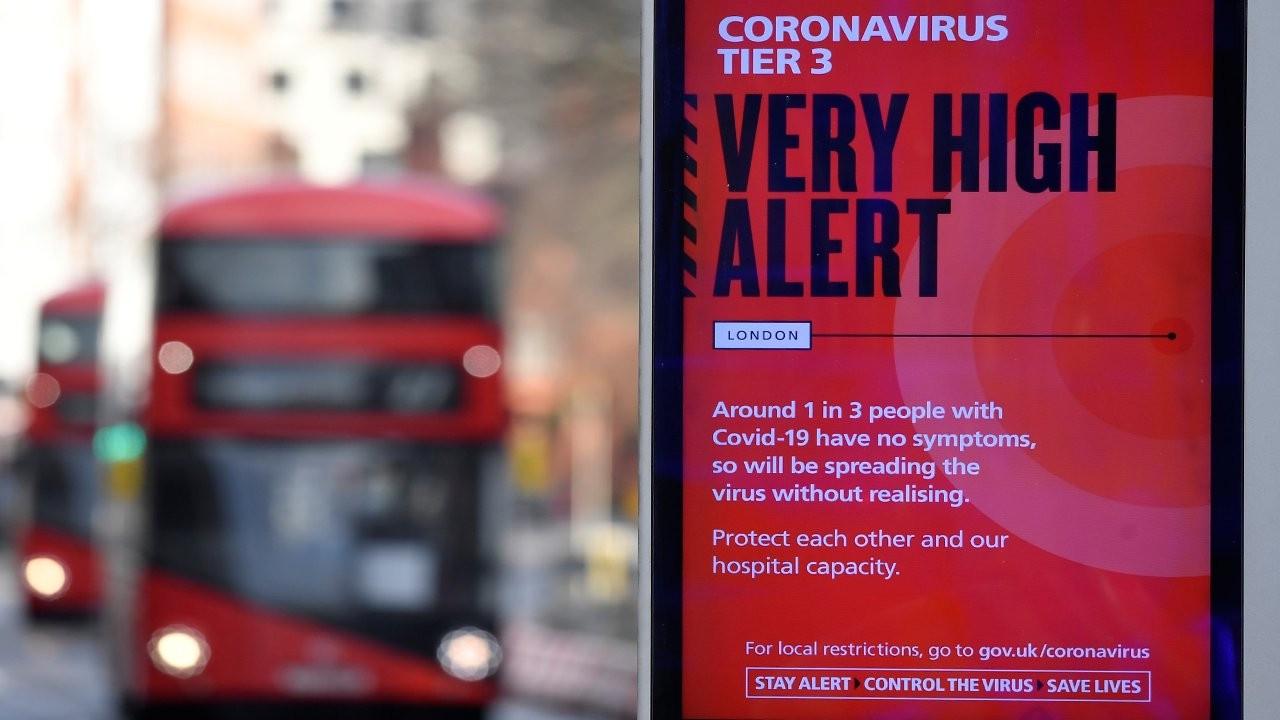 Avrupa'da 'daha hızlı yayılan virüs' alarmı: Hollanda ve Belçika İngiltere uçuşlarını askıya aldı