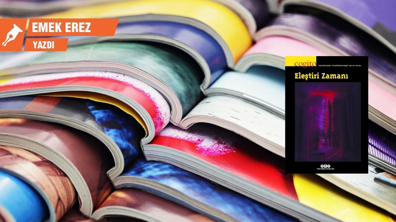'Müşterek düşünme'nin imkânı, süreli yayınlar ve Cogito
