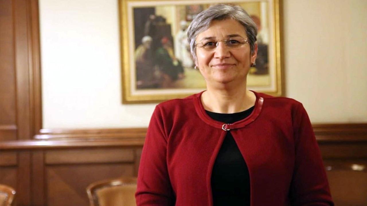 Leyla Güven'e 22 yıl hapis ve tutuklama kararı