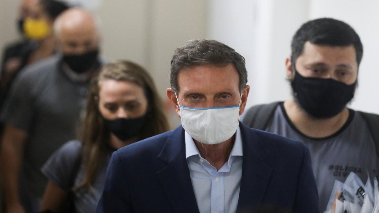 Bolsonaro'ya yakın belediye başkanı yolsuzluktan tutuklandı