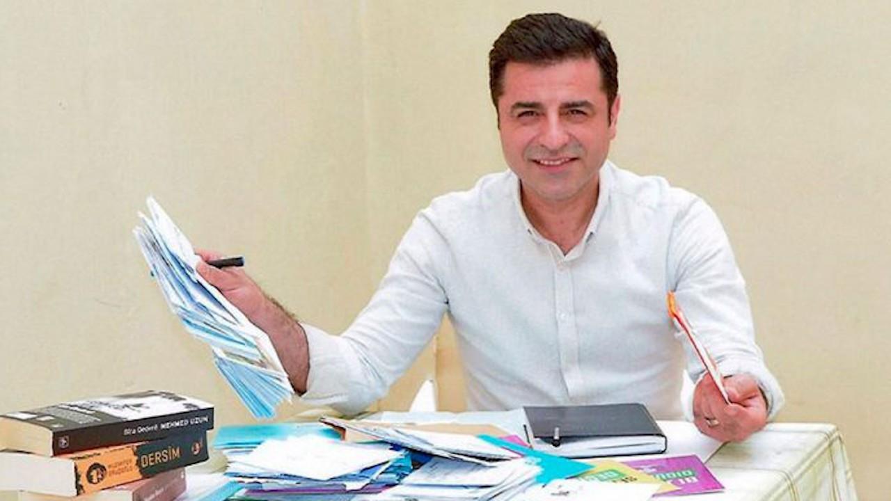 AİHM'den Demirtaş kararı: Derhal serbest bırakılmalı