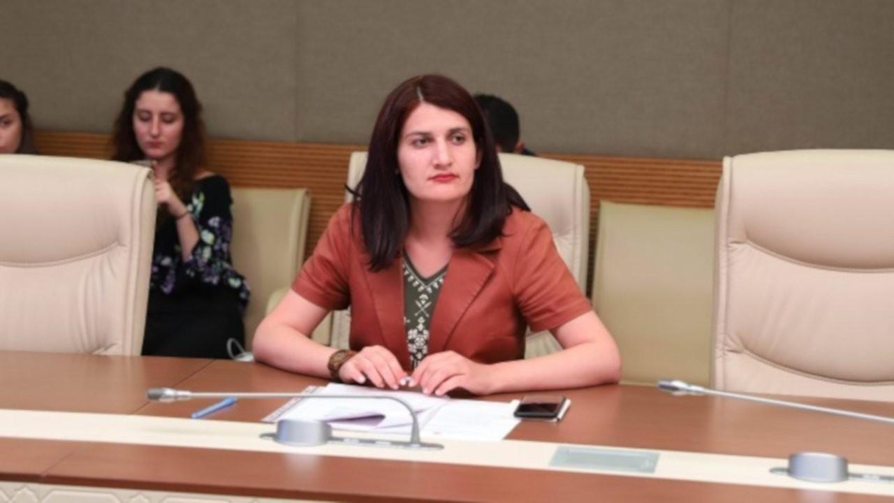 HDP Milletvekili Semra Güzel'e Leyla Güven soruşturması