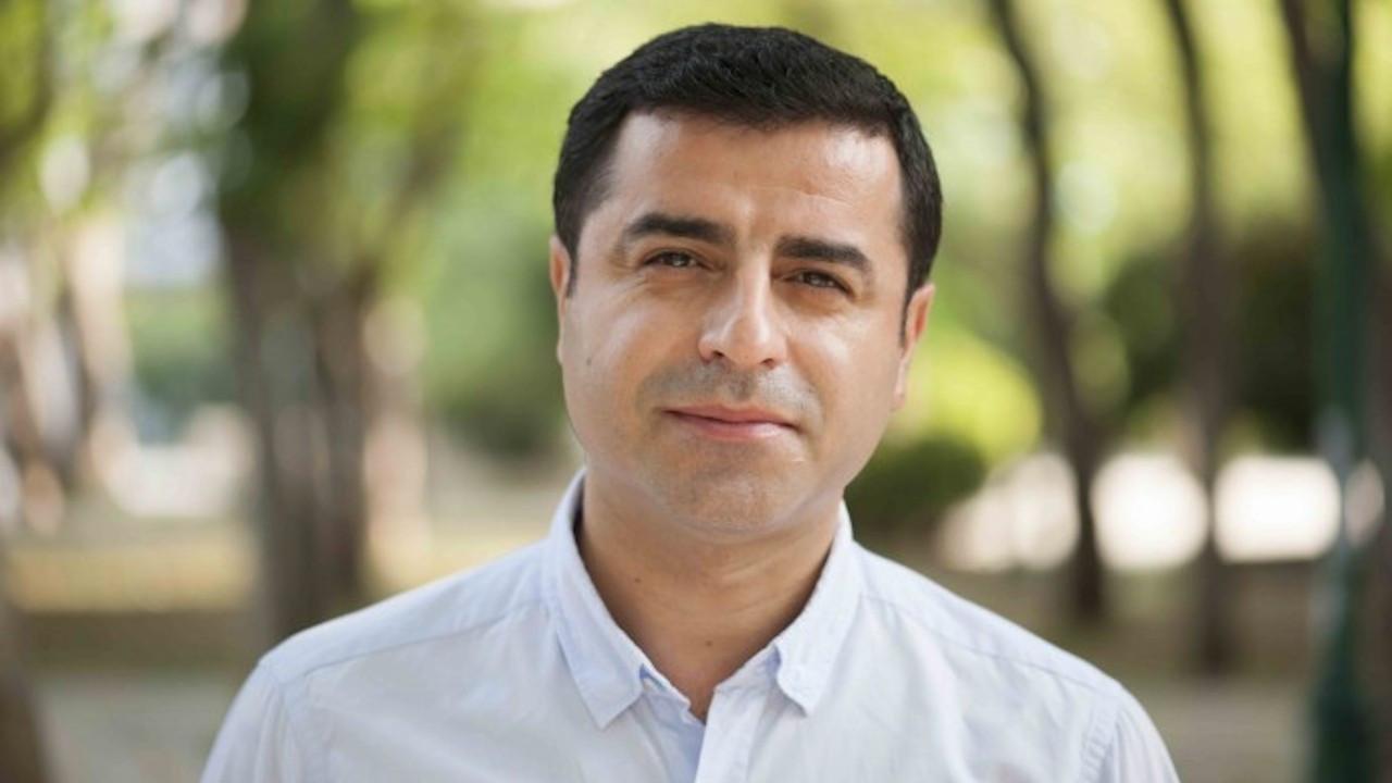'Demirtaş kararını Cumhurbaşkanı değil yargı vermeli'