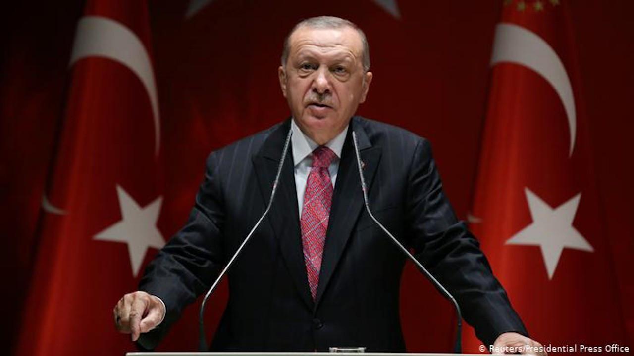 Erdoğan'dan AİHM'ye: Demirtaş kararı siyasi
