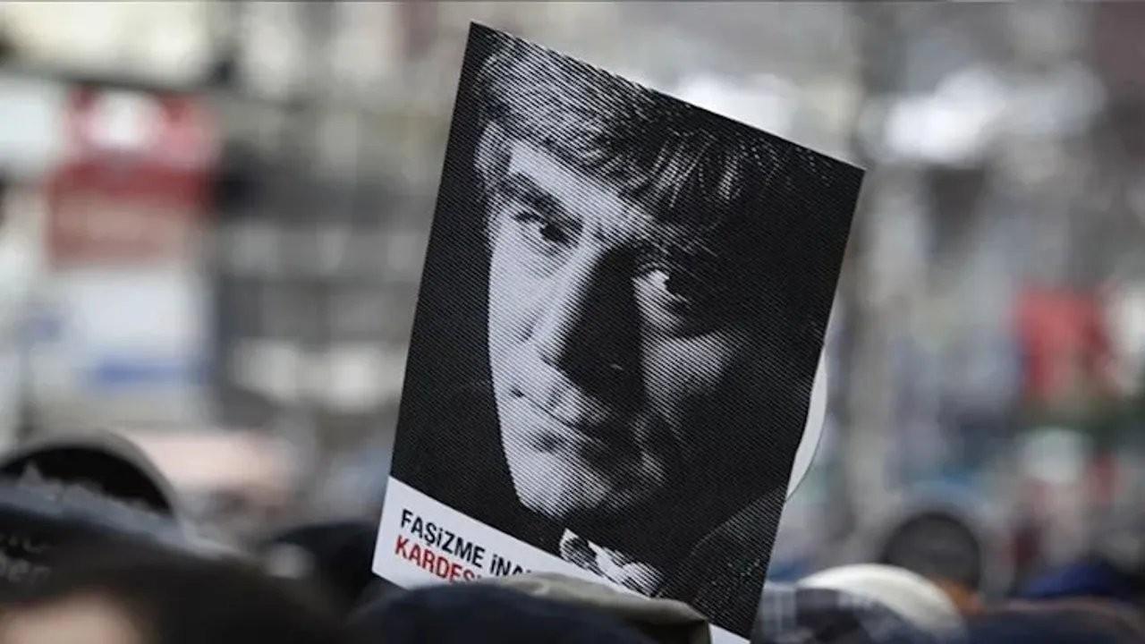 Dink davasında ev hapsi ve İstanbul dışına çıkma yasağı