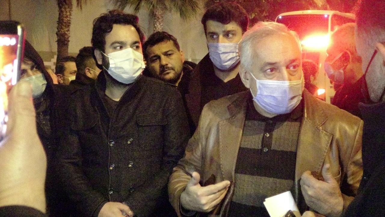 Görevden uzaklaştırılan Ceyhan Belediye Başkanı Aydar tutuklandı