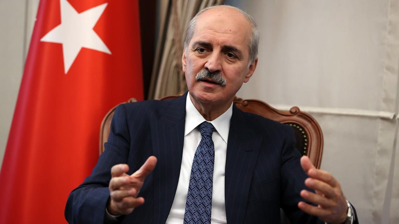 Kurtulmuş: AK Parti'nin en yakın rakibi ile arasında 15 puan fark var
