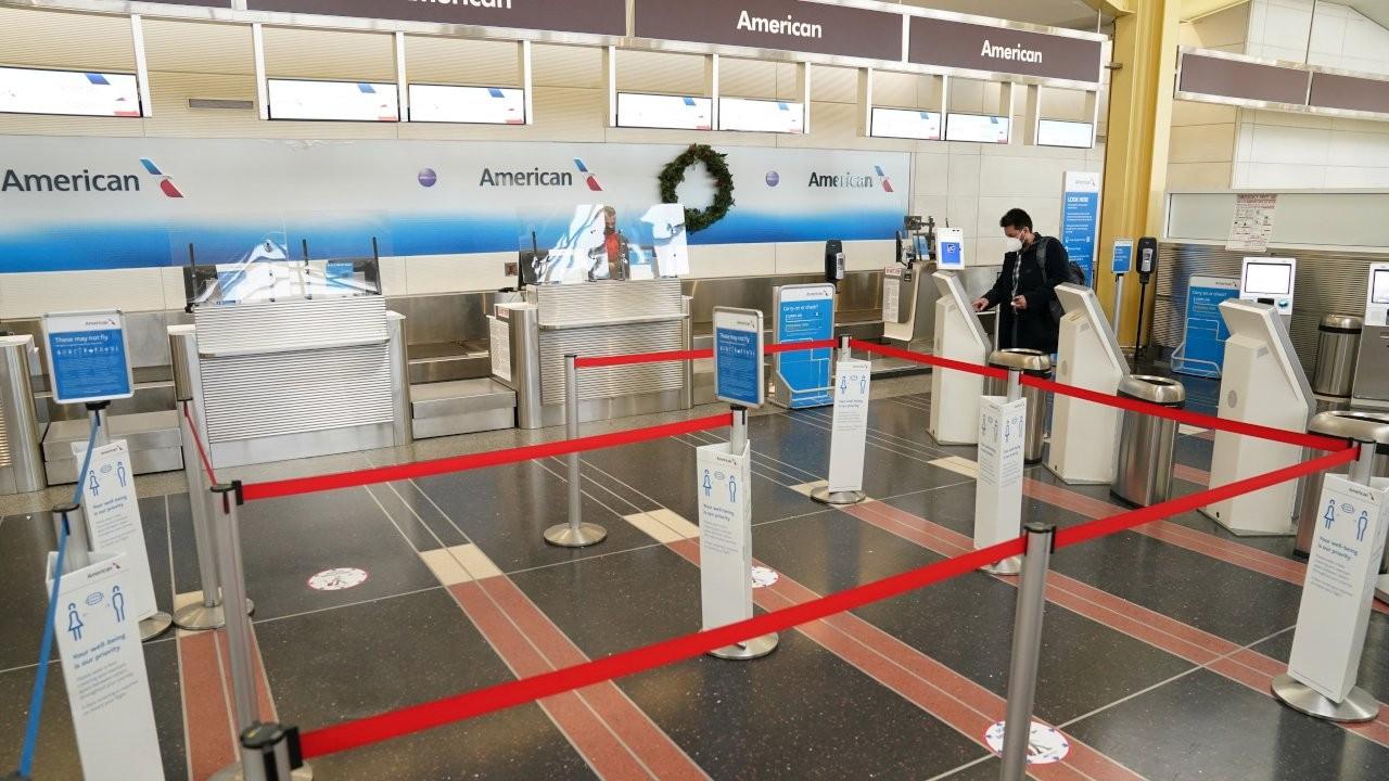 ABD'de İngiltere'den gelen yolculara Covid-19 testi şartı