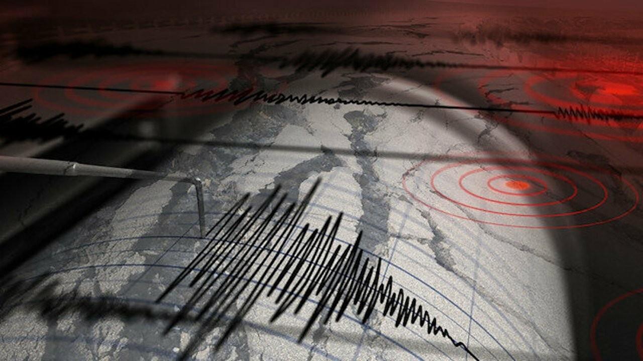 Kıbrıs Gazimağusa'da 5.2 büyüklüğünde deprem