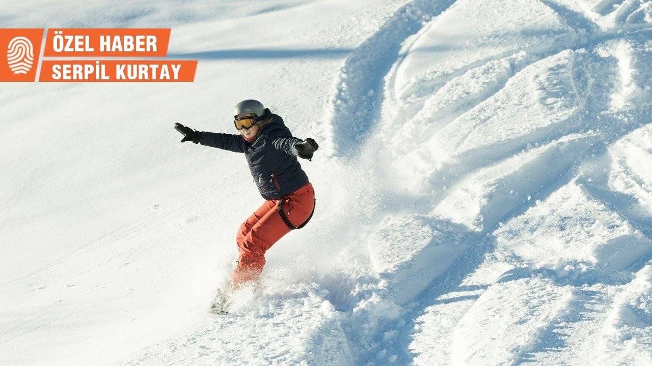Yılbaşı yasaklarında parası olana kayak ayrıcalığı