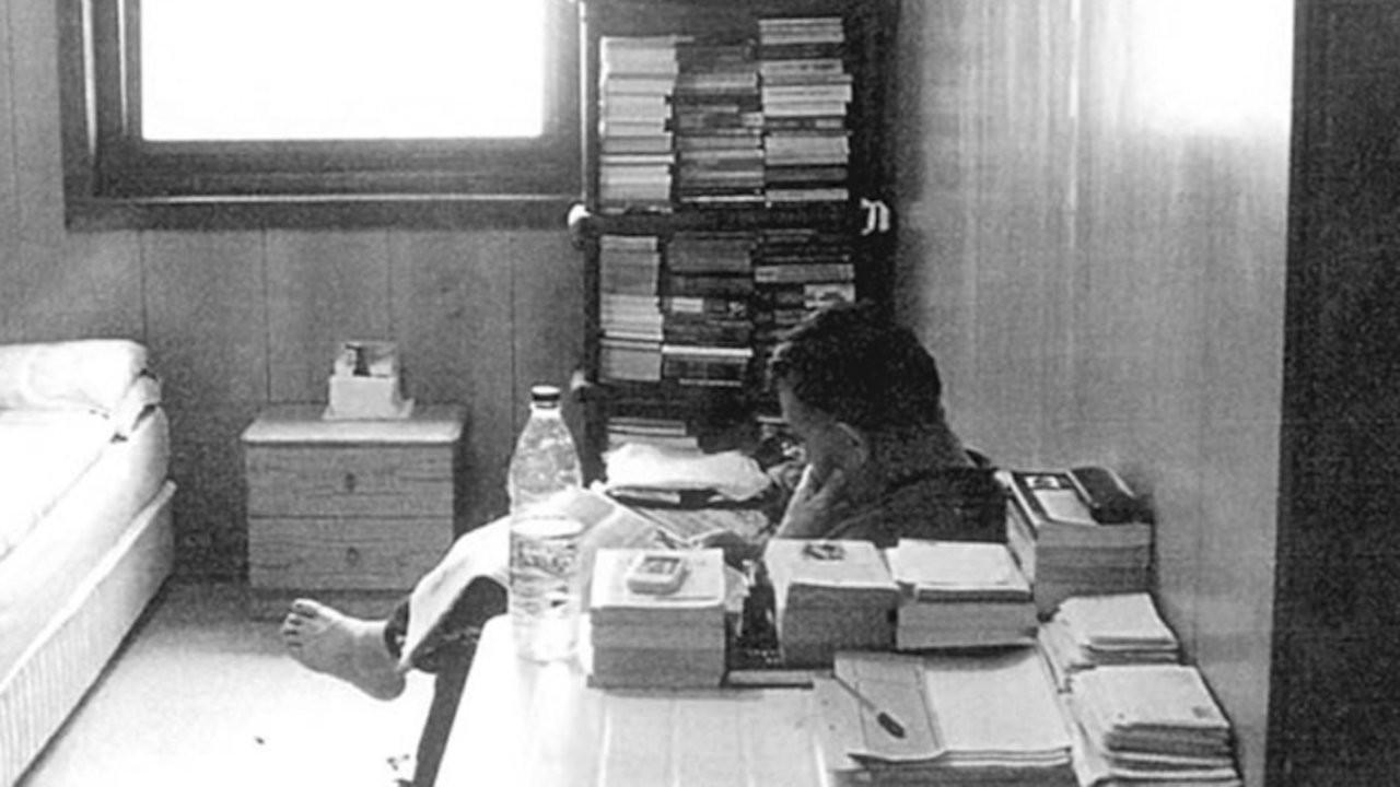 Türk Tarih Kurumu kitabı Öcalan'a verilmedi