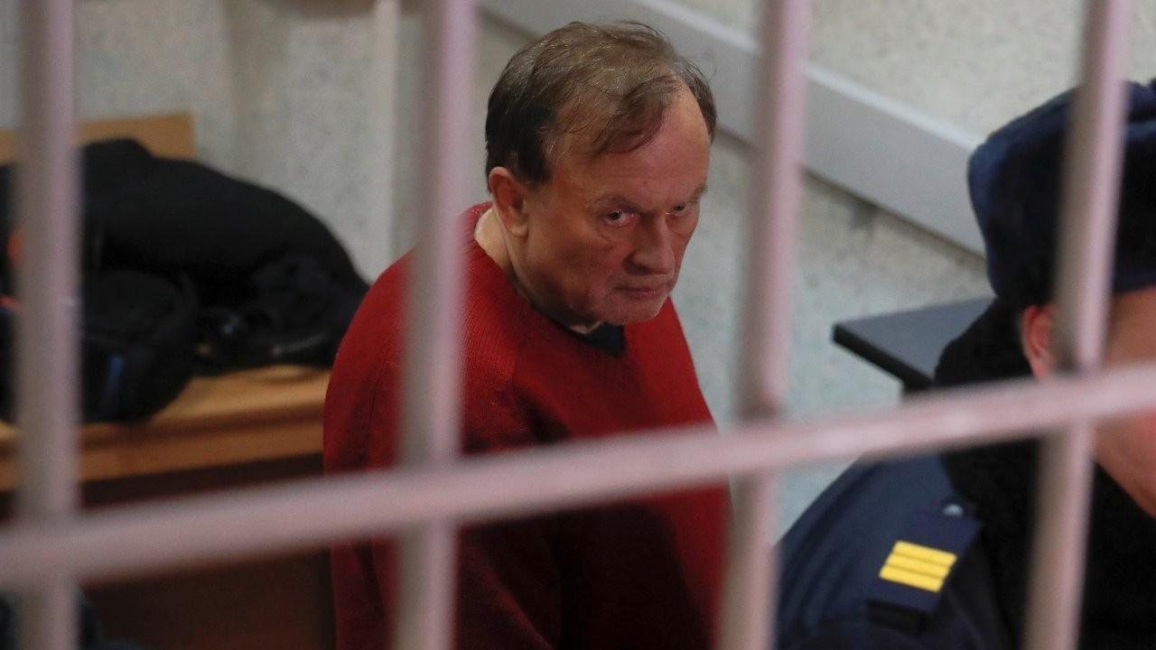 Sevgilisini öldürdükten sonra parçalayan Rus tarihçiye 12 yıl hapis