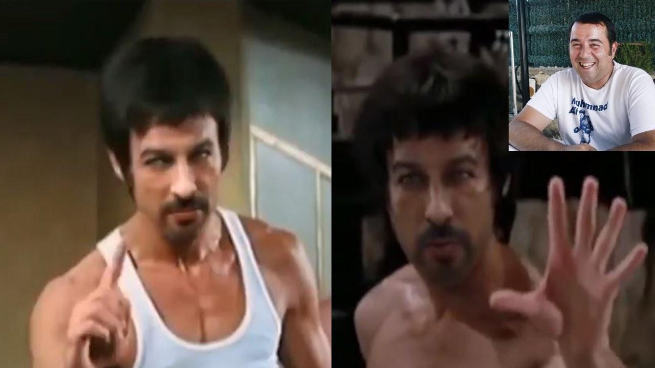 Tarkan'ın Bruce Lee olduğu videoya Ata Demirer yorumu