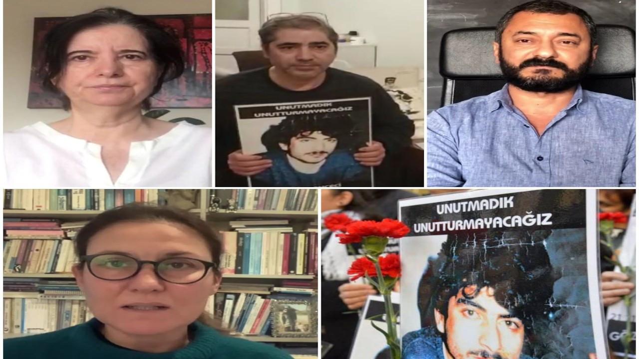 Cumartesi Anneleri: Kayıp yakınları için hukuk rafa kaldırılmış
