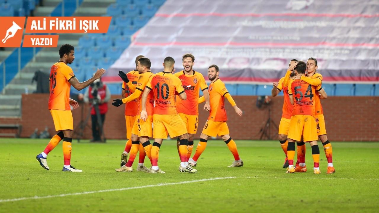 Galatasaray kusursuzdu