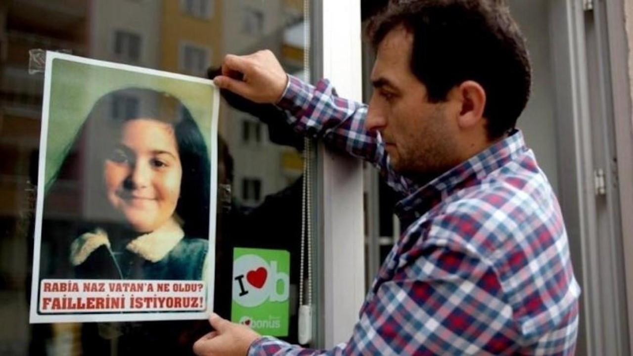 Rabia Naz Vatan'ın babası Şaban Vatan'a hapis cezası