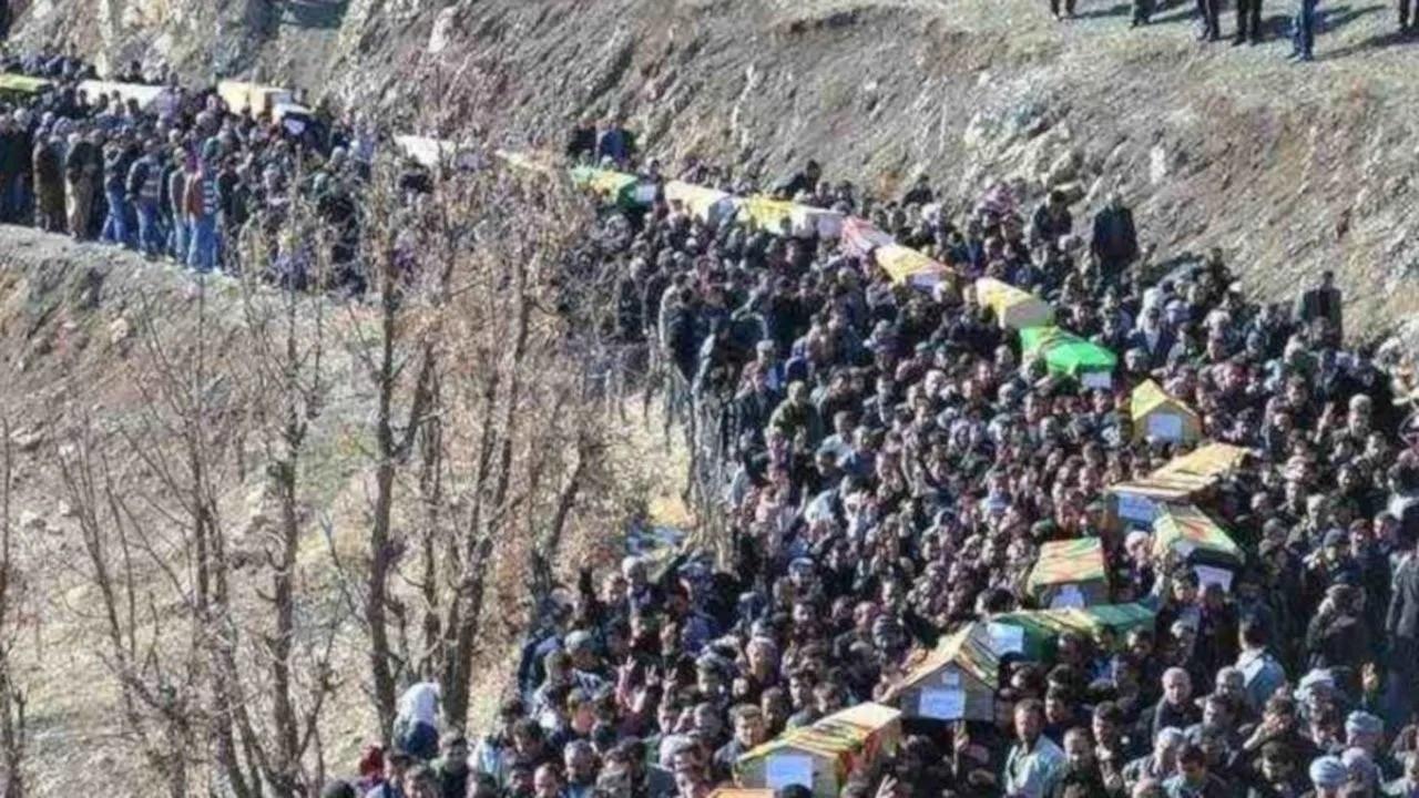Mithat Sancar'dan Bajar klibiyle Roboski anması