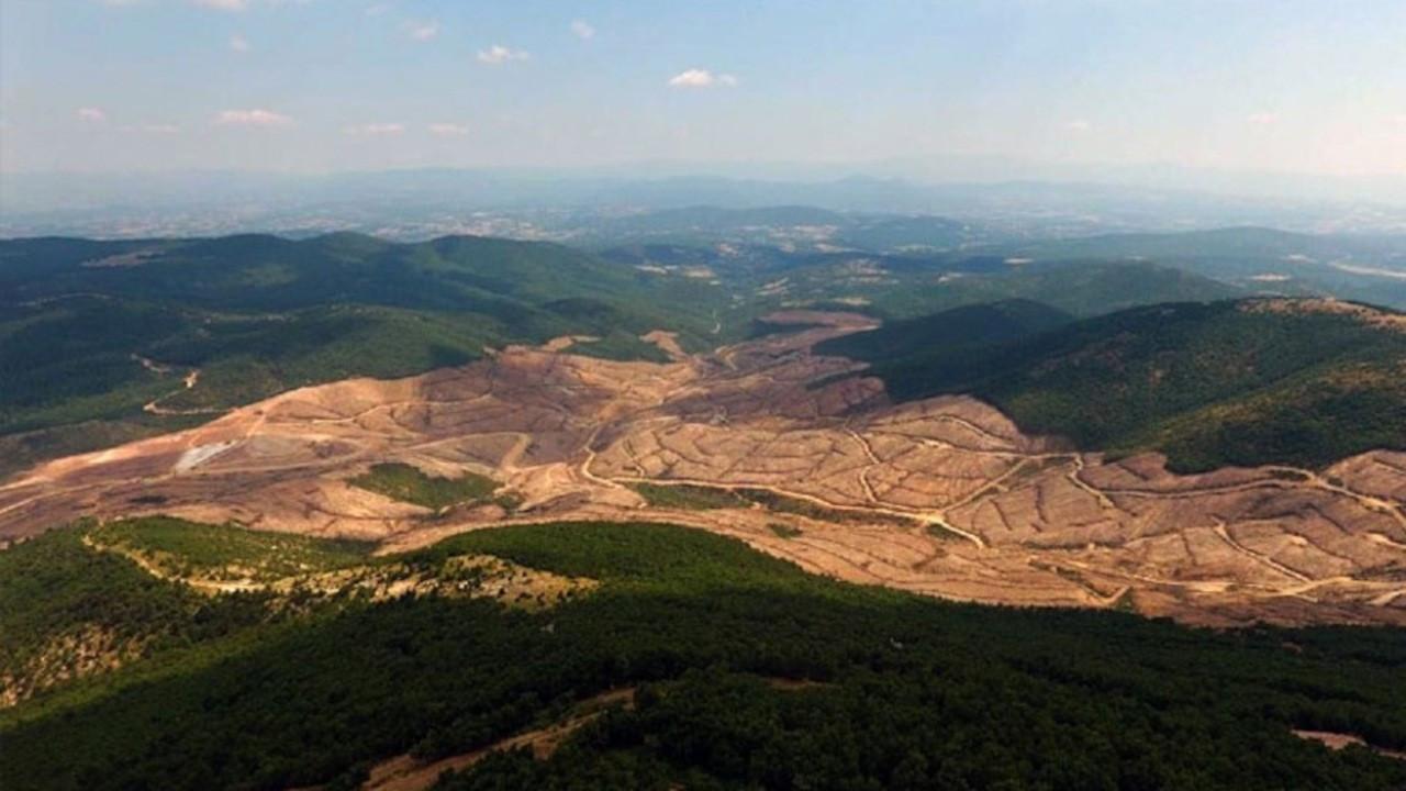 Kazdağları'nda maden arama sondajlarına suç duyurusu