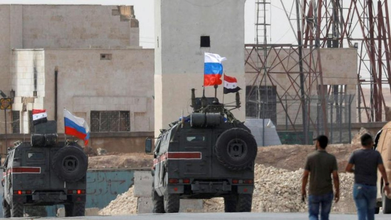Rusya, SMO-SDG çatışması yaşanan Ayn İsa'ya ek askeri polis sevk etti