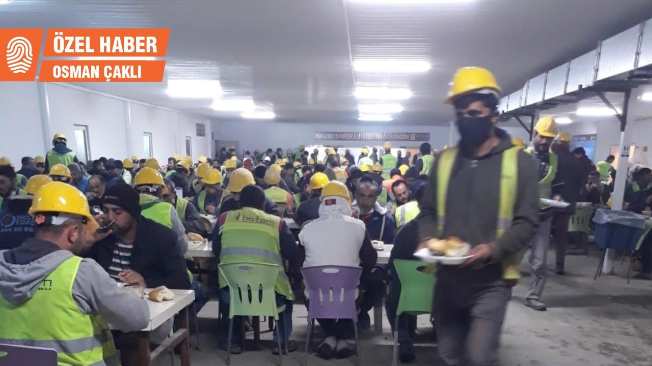 'İşçiler ölümle açlık arasında tercihe zorlanıyor'