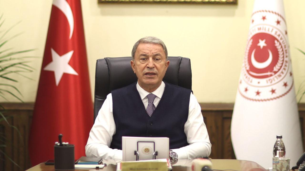 Akar: 1 general ve 35 subayımız 'ortak merkez' için Azerbaycan'da