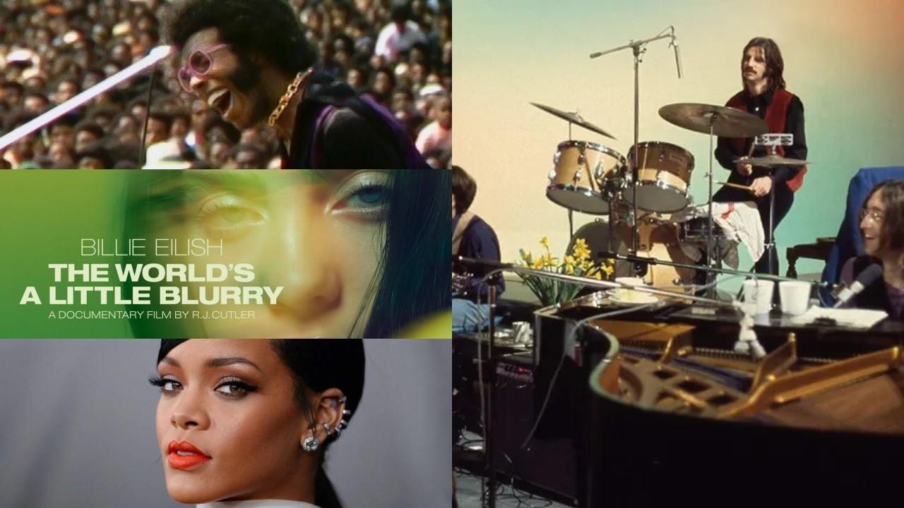 2021'in müzik belgeselleri