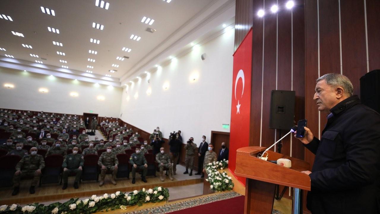 Erdoğan: Ermenistan güçleri yanlıştan dönsün
