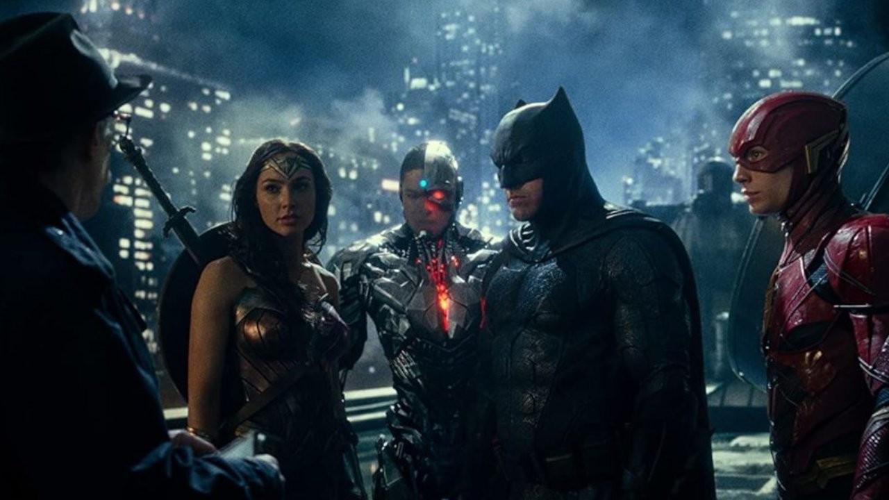 DC Films'ten yılda 6 film planı