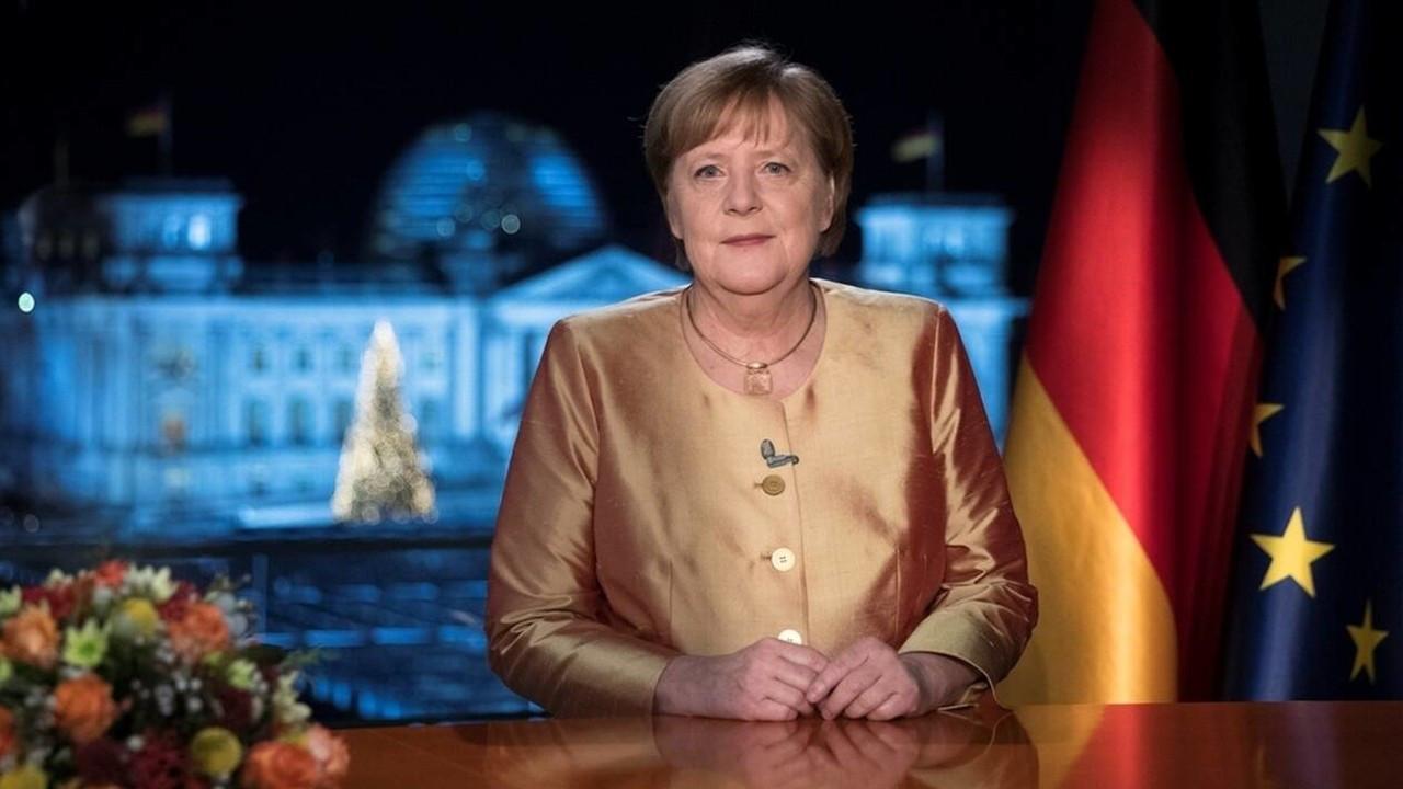 Merkel: Covid-19'la mücadele yüzyılın görevi