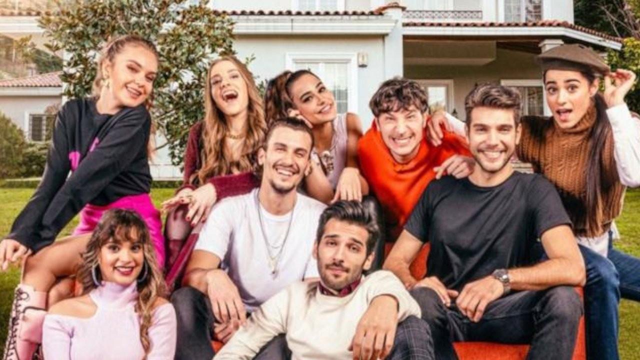 Exxen'in gençlik dizisi 'Öğrenci Evi'nden fragman