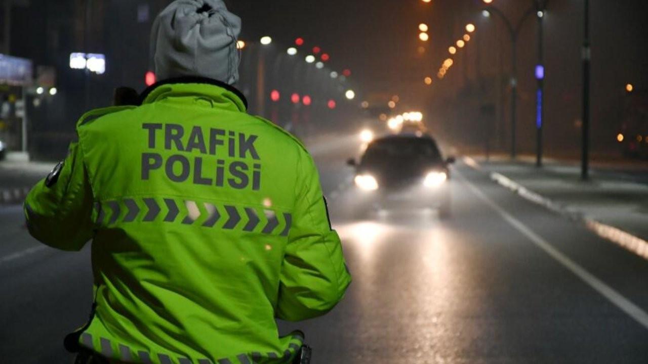 2021'de trafik cezaları yüzde 9,11 zamlı