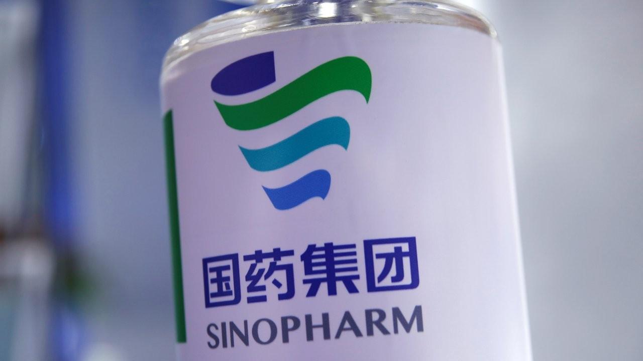 Reuters: DSÖ, Çin aşısı Sinopharm'ın bazı verilerine güvenmiyor