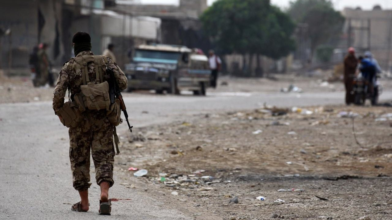 Suriye'de en az 37 kişinin öldüğü saldırıyı IŞİD üstlendi