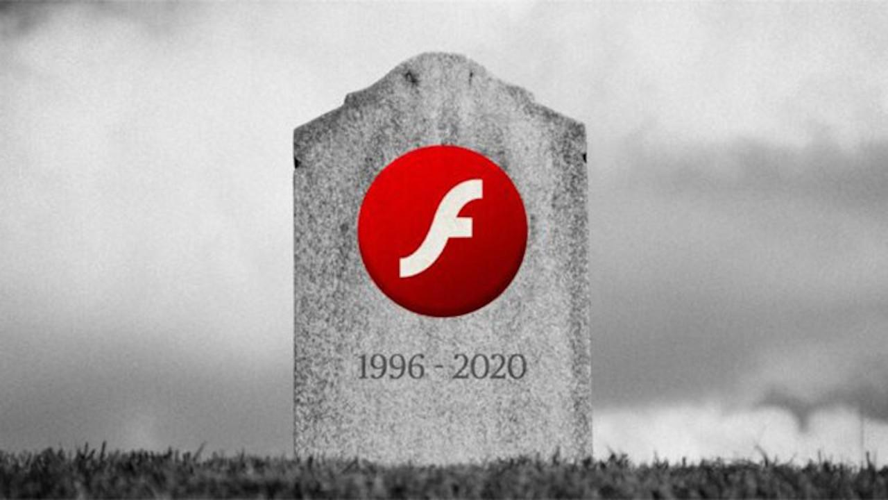 Adobe Flash Player ömrünü tamamladı... Bilgisayarınızdan kaldırın