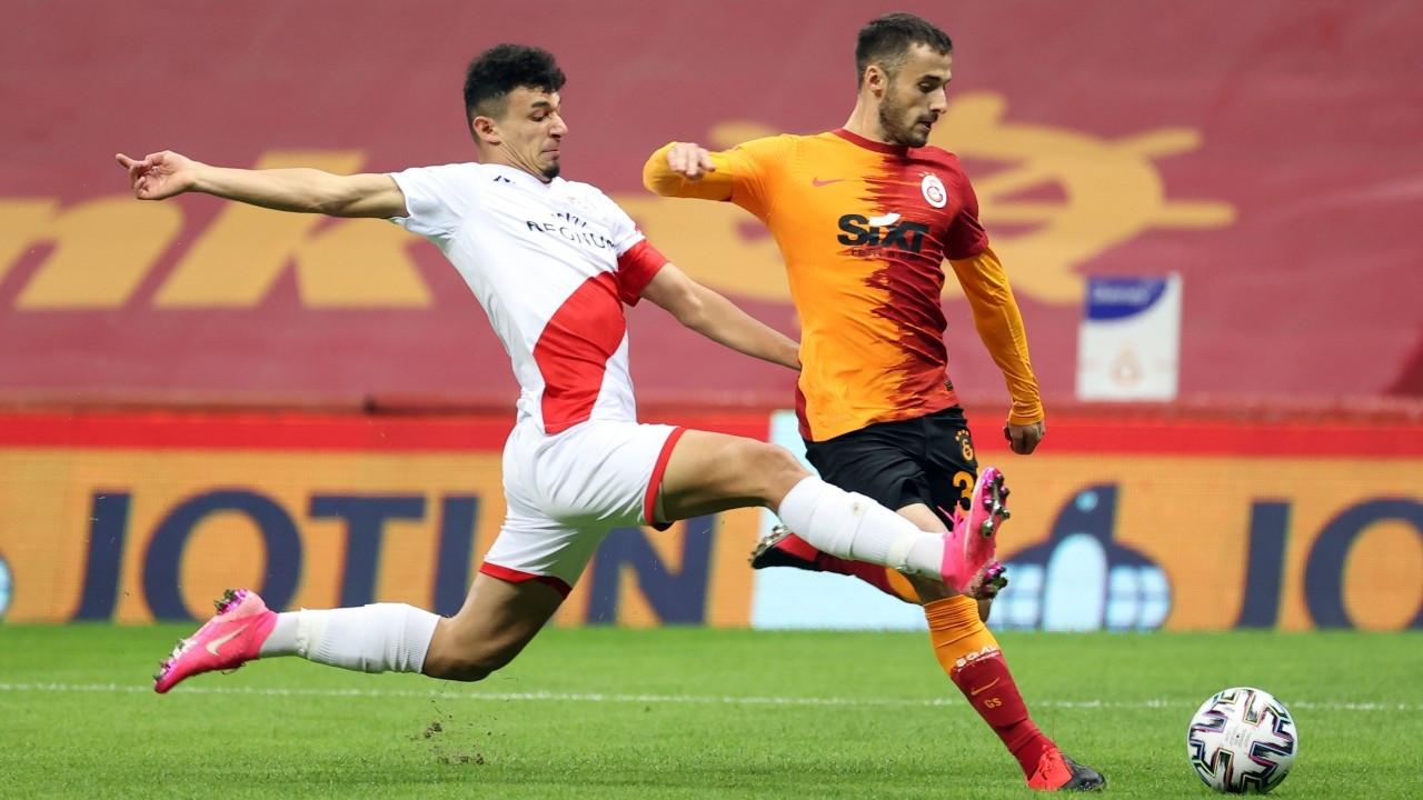 Galatasaray liderliği kaybetti