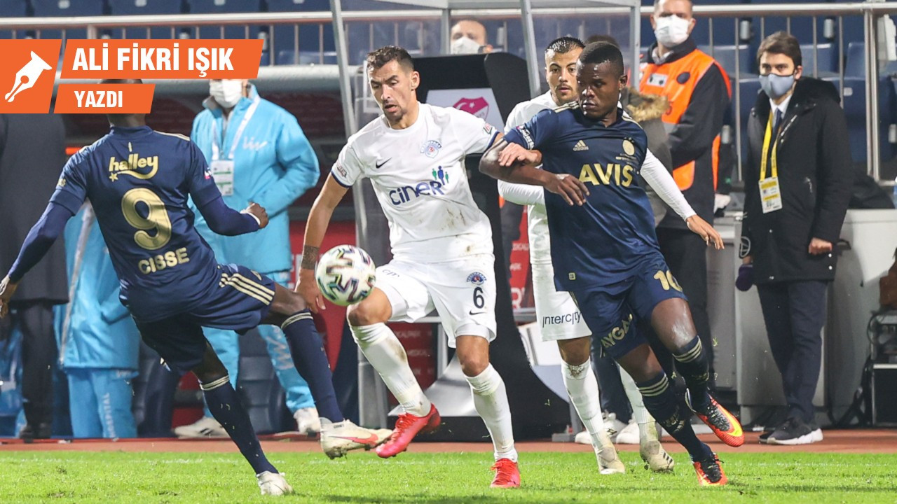 Fenerbahçe kabuk değiştiriyor
