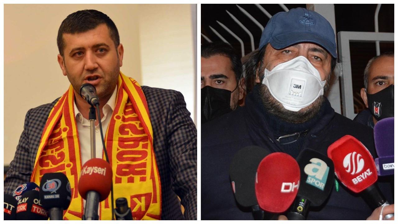 Beşiktaşlı yönetici: Locamız milletvekili tarafından basıldı