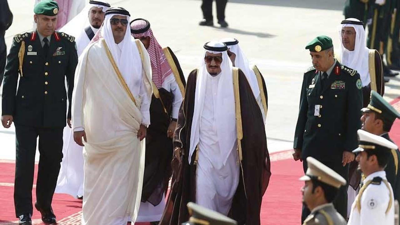 Suudi Arabistan ve Katar 'barıştı': Sınırlar açılıyor