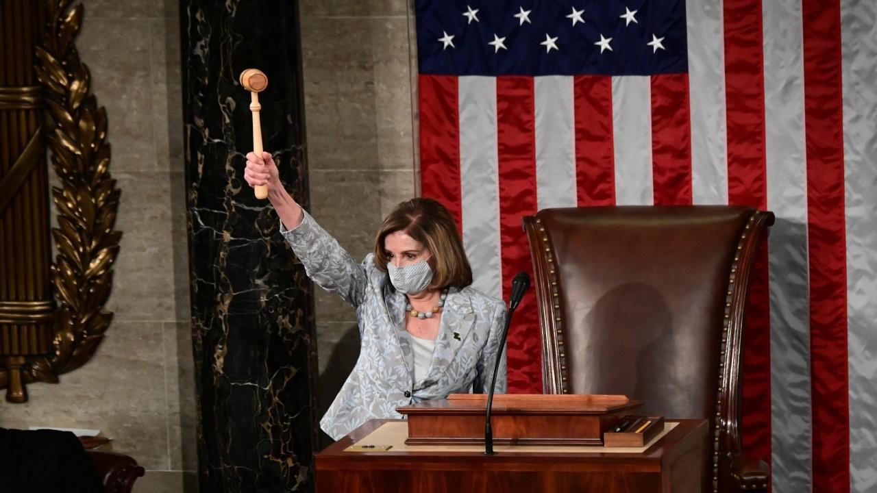 Pelosi, dördüncü kez Temsilciler Meclisi başkanlığına seçildi
