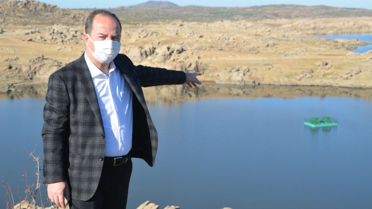 Edirne Belediye Başkanı Gürkan: Barajlarda 5-6 aylık rezerv var