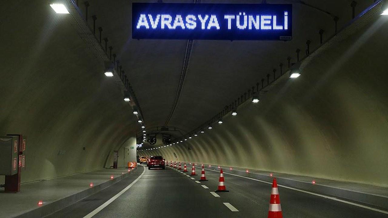 Otoyol, internet ve doğalgazın ardından Avrasya Tüneli'ne zam