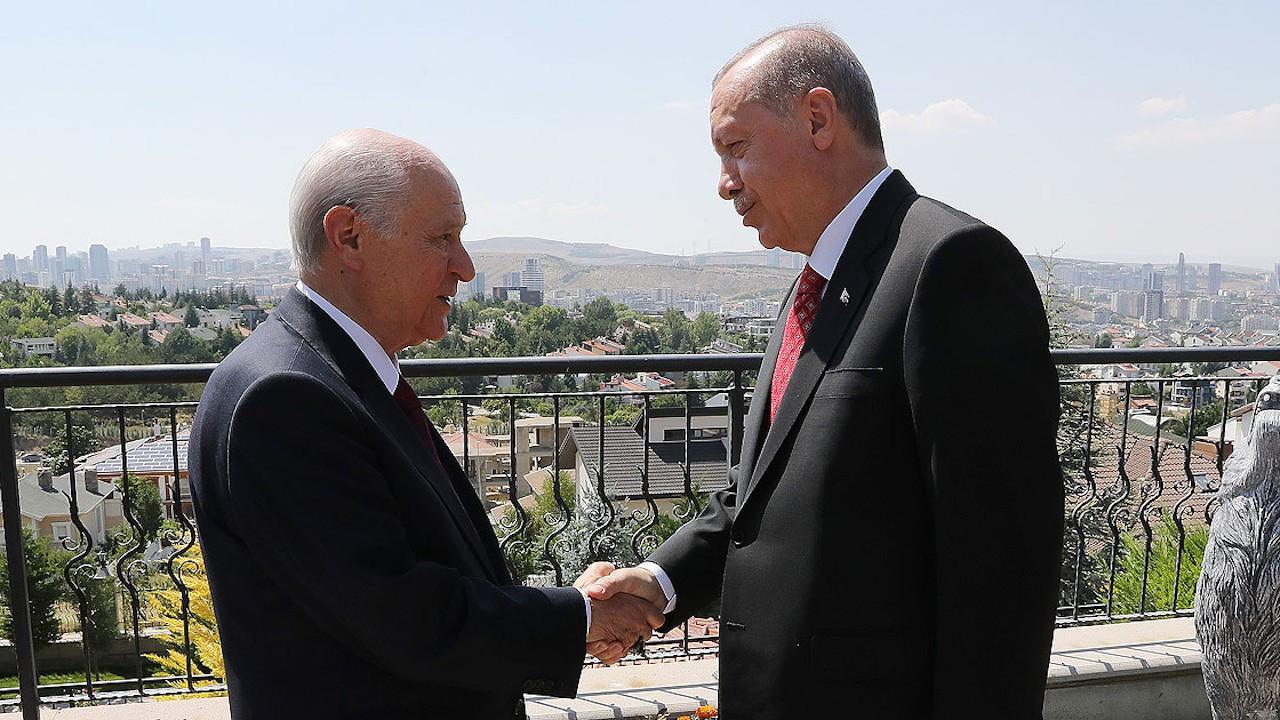 Erdoğan, Bahçeli ve AYM Başkanı Arslan ile görüşecek
