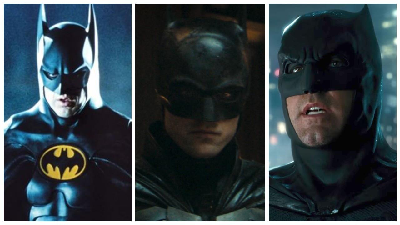 Bir filmde 3 farklı Batman yer alacak