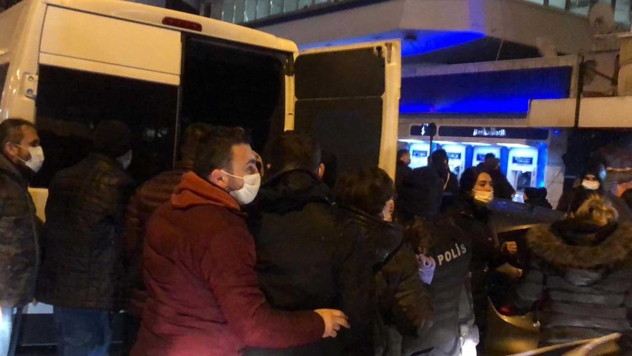 'Gülistan Doku nerede' diye soran kadınlar gözaltına alındı