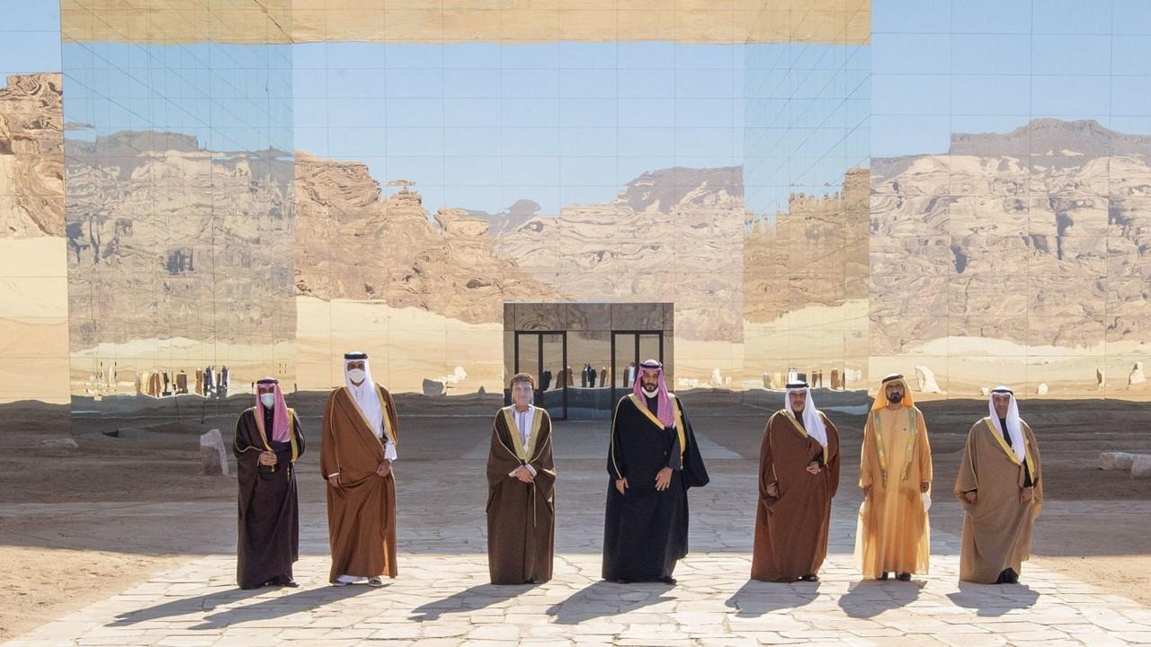 KİK zirvesinde Katar'a ambargoyu bitiren anlaşma imzalandı