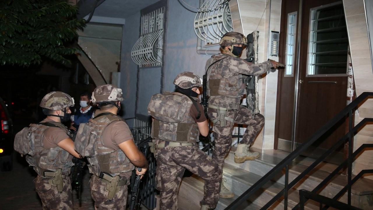 İstanbul'da uyuşturucu operasyonu: 36 gözaltı