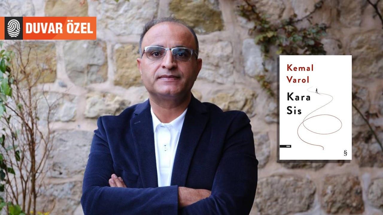 Kemal Varol'un yeni romanı Kara Sis'ten tadımlık bölüm