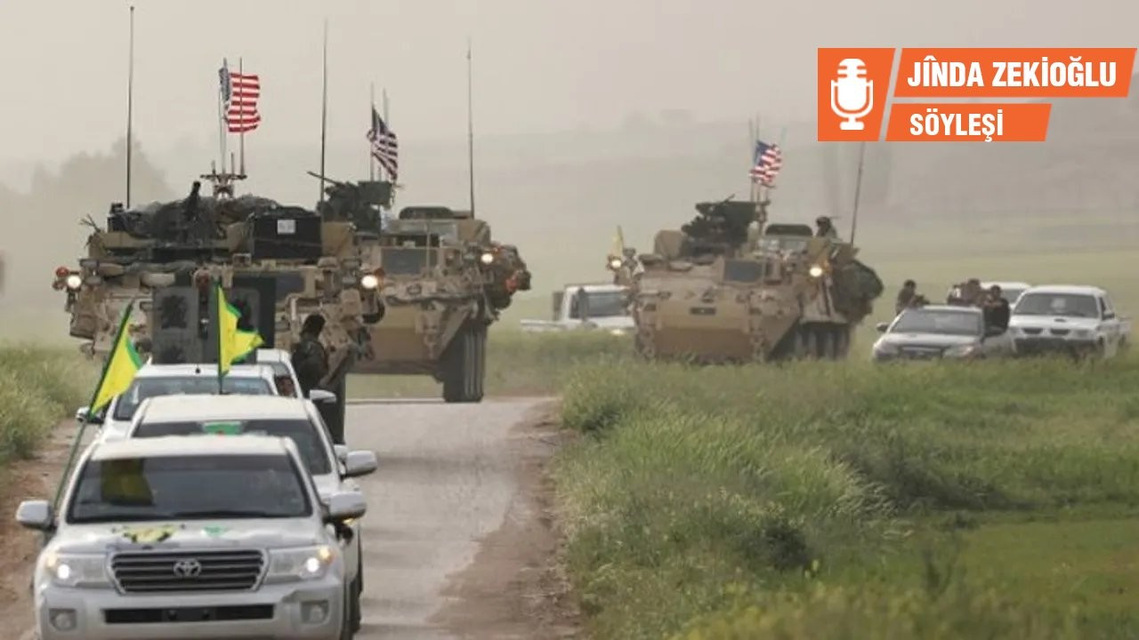 Tarihçi McDowall: Biden da Kürtleri terk edecek ama daha nazikçe