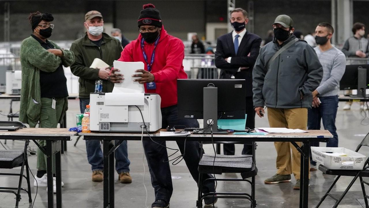 ABD'de senato seçiminde demokrat aday zaferini ilan etti
